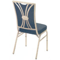 Premium Comfort Regency Steel Stacking Side Chair 582-HB
