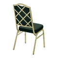 Premium Comfort Regency Steel Stacking Side Chair 593-LB