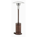 Propane Patio Heater Antique Bronze Cast Aluminum with Push Button Ignition PC02CAB