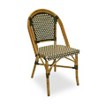 Provence Rattan Nesting Side Chair