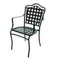 Rhapsody Stacking Dining Arm Chair
