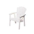 Shell Back Adirondack Dining Chair