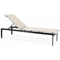 Southern Cay Sling Nesting Armless Chaise Lounge