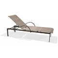 Southern Cay Woven Chaise Lounge