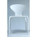 Supernatural Stacking Restaurant Side Chair - Solid
