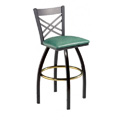 Americana Swivel Bar Stool 901/942