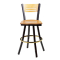 Americana Woods Swivel Bar Stool 902/952
