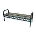 Urban 6' Commercial Steel Bench