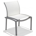Vision Relaxed Sling Stacking Dining Chair