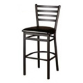 XL Ladder Back Bar Stool SL3301