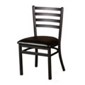 XL Ladder Back Dining Chair SL3160