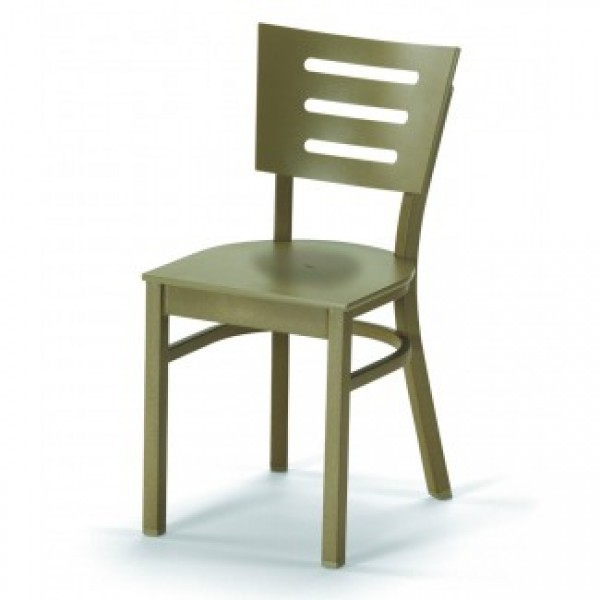 Commercial Outdoor Restaurant Chairs Aluminum Al Fresco Collection
