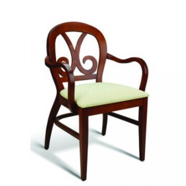 European Beech Wood Restaurant Chairs - Showroom 5