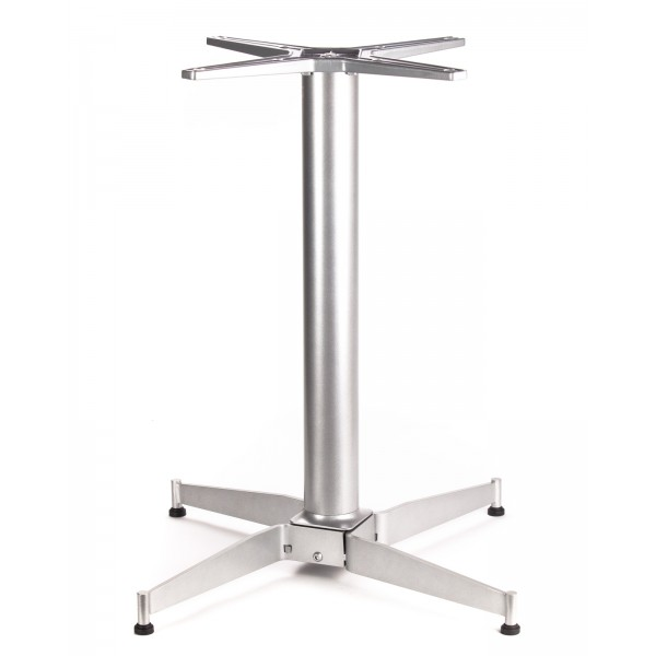 No Rock Self-Stabilizing Restaurant Table Bases