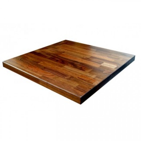 Industrial Style Wood Restaurant Table Tops Industrial Table Tops