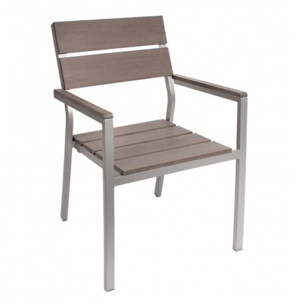 modern-aluminum-and-teak-wood-composite-restaurant-stackable-arm-side-chair-outdoor
