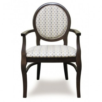 Beech Wood Arm Chairs and Assisted Living Dining Chairs