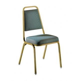 Alpha Basic Stacking Banquet Chairs