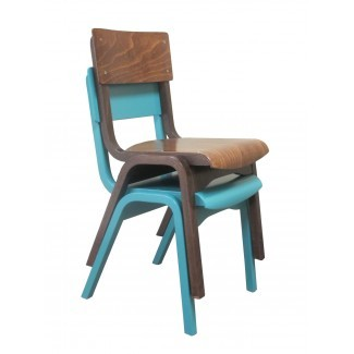 Beech Wood Stacking Restaurant Education Church Chairs