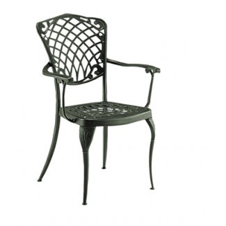 Cast Aluminum Restaurant Furniture