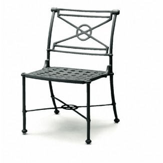 Cast Aluminum Side Chairs