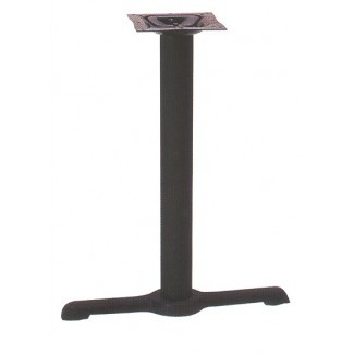 Classic Cast Iron T-Bases, Bolt Down Bases & Cantilever Table Bases