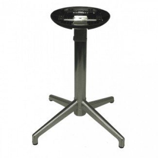 Commercial Outdoor Restaurant Table Bases Flip Collection Flip Top Nesting Table Base