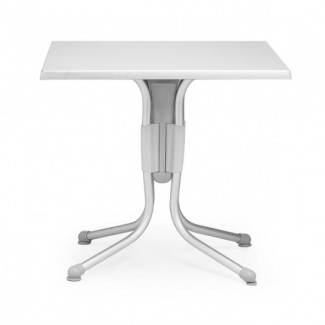 Commercial Outdoor Restaurant Tables Aluminum Dining Tables