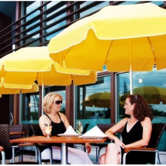 Commercial Restaurant Hospitality Umbrellas Traditional Patio Umbrellas