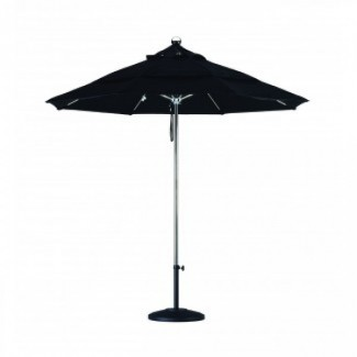 Commercial Restaurant Umbrellas Stainless Steel Market Umbrellas
