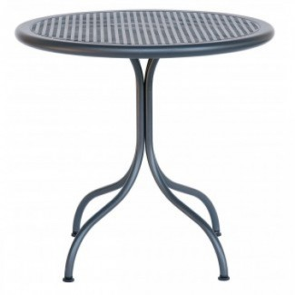 Commercial Wrought Iron Restaurant Tables Italian Dining Tables