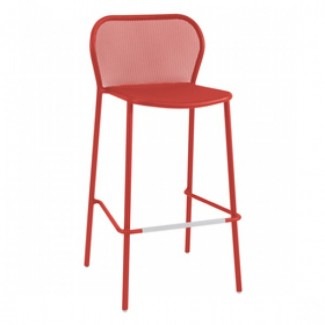 Commercial Wrought Iron Restaurant Stools Italian Bar Stools