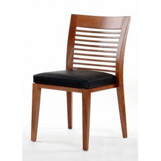 European Beech Wood Classic Restaurant Chair Collections