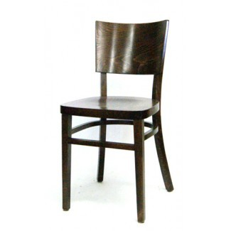 European Beech Wood Restaurant Chairs - Showroom 2