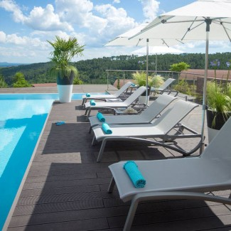 Grosfillex Sunset Collection Pool and Lounge Furniture
