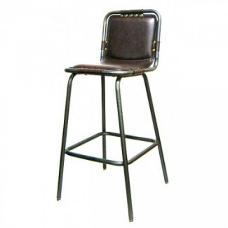 Industrial Style Commercial Restaurant Bar Stools Industrial Bar Stools