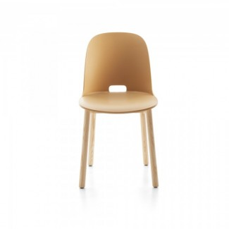 Schoolhouse Chic Restaurant Hospitality Chairs Stools Emeco Alfi Collection High End Restaurant Furniture