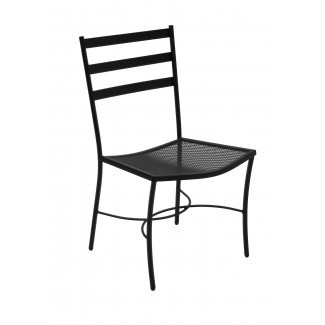 Wrought Iron Bistro Side Chairs