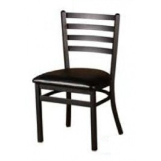 XL Ladderback Restaurant Dining Chair