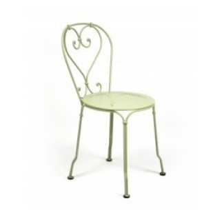 French Bistro -- Wrought Iron Restaurant Furniture