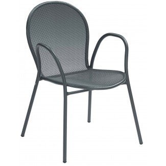 Emu Contract Furniture -- Wrought Iron Restaurant Furniture