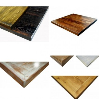 Modern Industrial Table Tops
