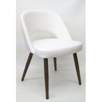 Mid-Century Modern Restaurant Chair - Jetson Side Chair