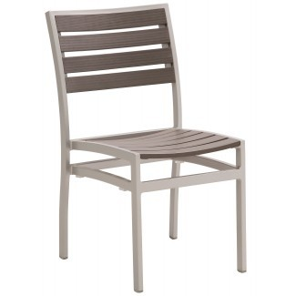 Teak Composite Collection -- Aluminum Restaurant Furniture