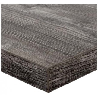 Wood-Look Laminate Restaurant Table Tops
