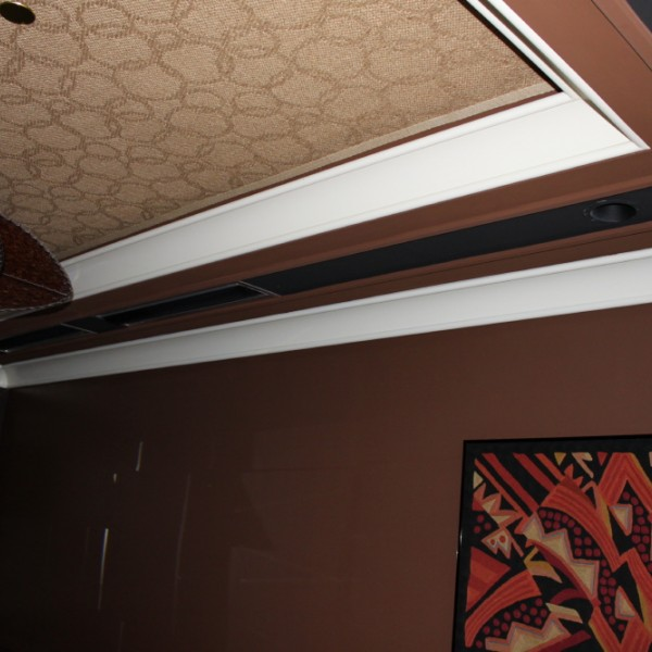 Radiant heating for restaurants