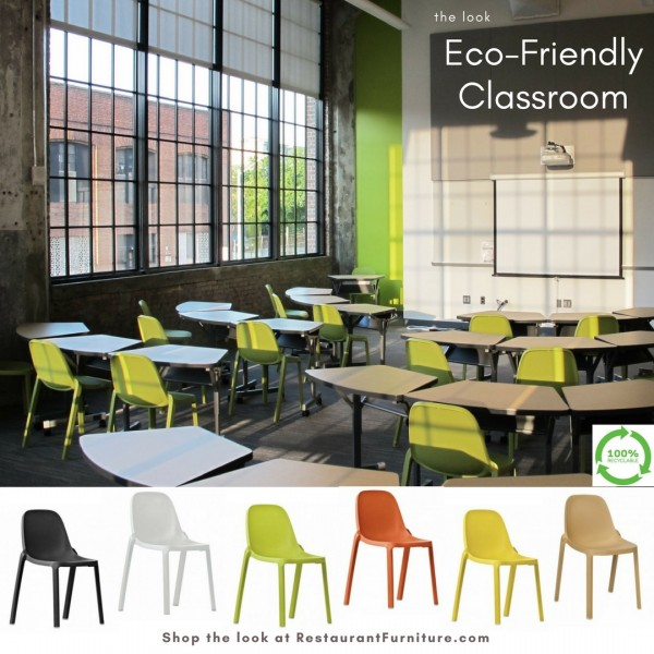 Eco-Friendly Classroom Design