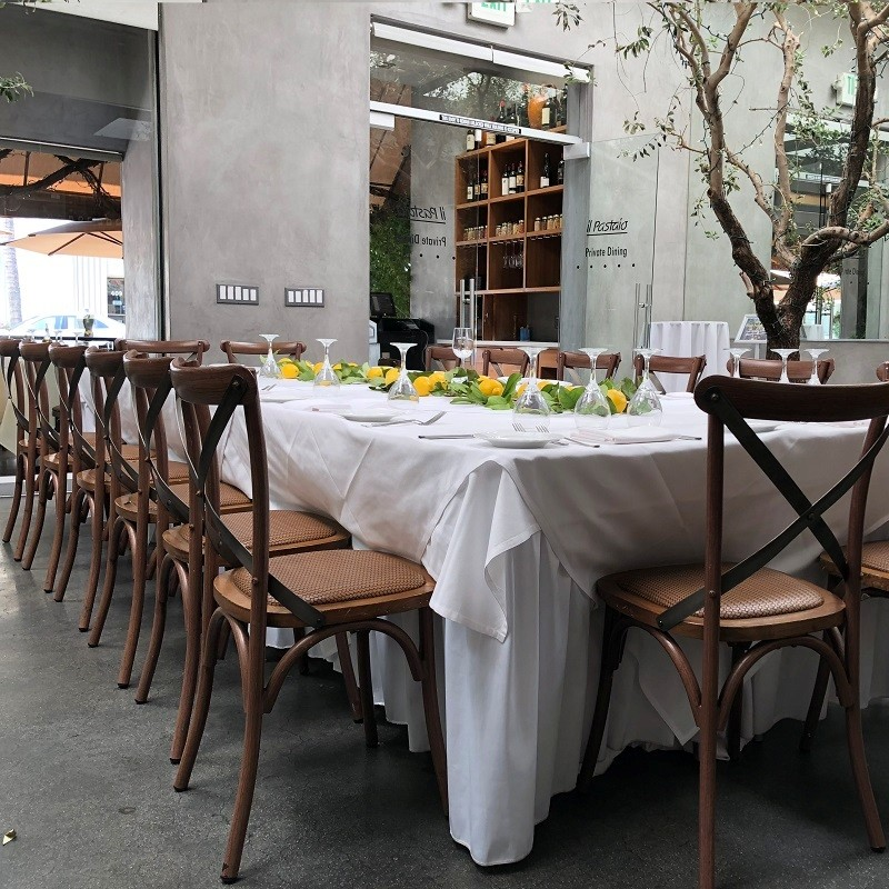 Il Pastaio Beverly Hills Private Dining Room