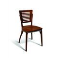 1650 Series Side Chair - Saddle Seat